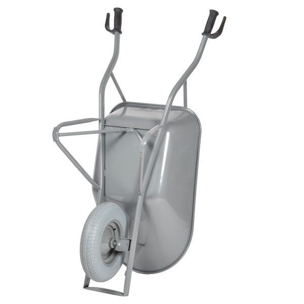 Brouette 80L roue anti-crevaison