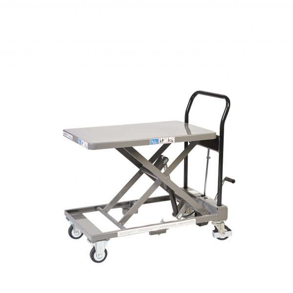 Table hydraulique elevatrice 250Kg
