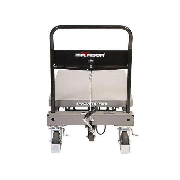 Table hydraulique elevatrice