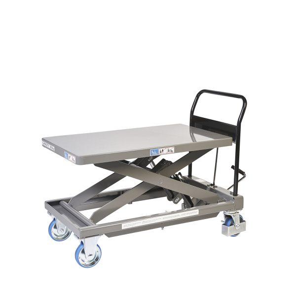 Table hydraulique elevatrice 800 Kg.