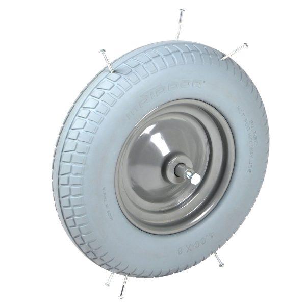 Ersatzrad pannensicherer Reifen