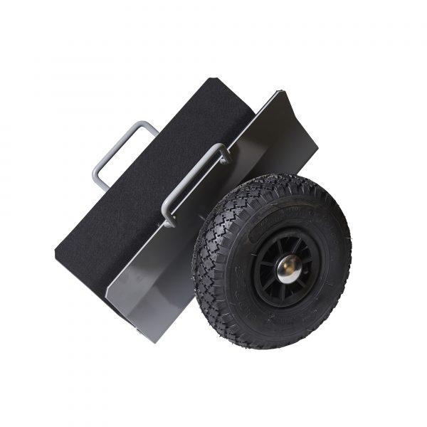 Plattenroller für Breite 125 mm