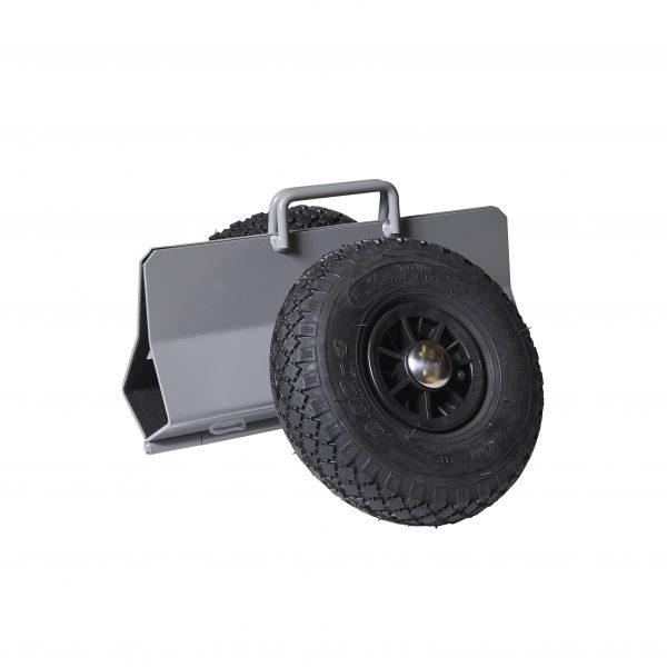 Platenroller voor breedte 125 mm