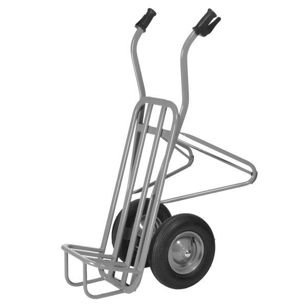 brouette unipro 2 roues pneumatiques