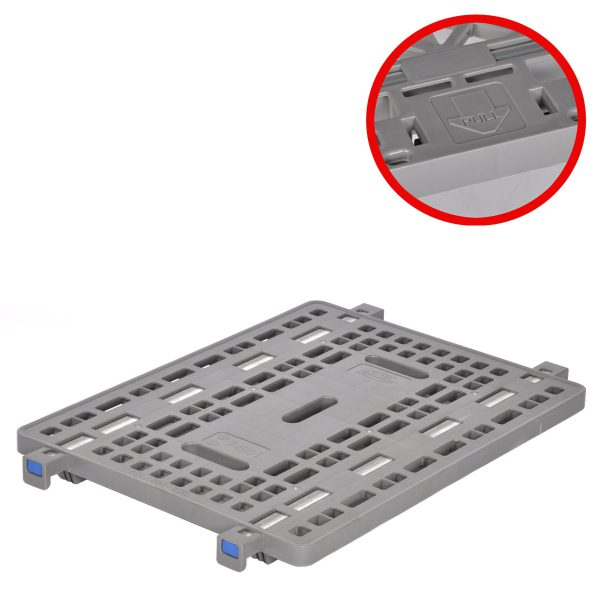 PR-WL-Shelf f. Worktainer 110x80 plastic