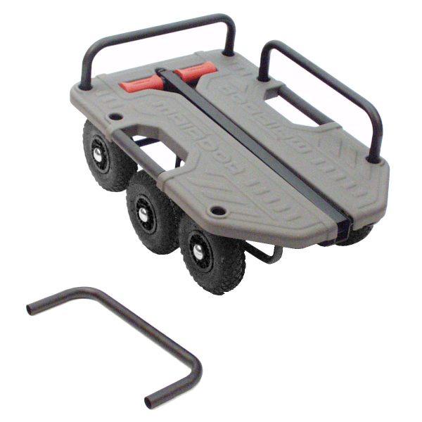 Chariot SuperDoggy avec roues pneumatiques