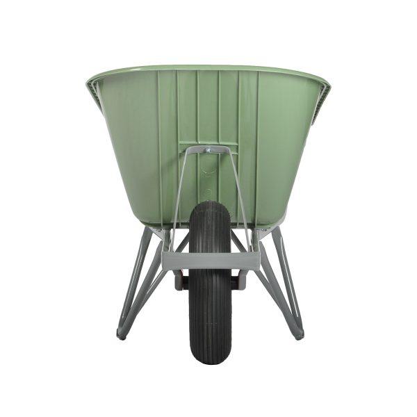 Wheelbarrow Noka Basic L with HDPE tray
