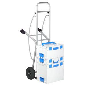 Kistenstechkarre mit Luftbereifung