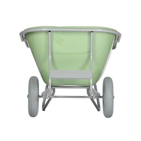 Wheelbarrow Noka 230 with 2 puncture