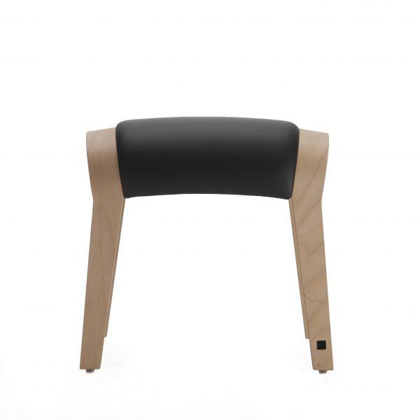Tabouret Zami modele Ergo Essential Wood