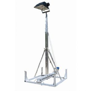 Building-Telescopic-Camerasecurity-mast-lighting-mast-16m