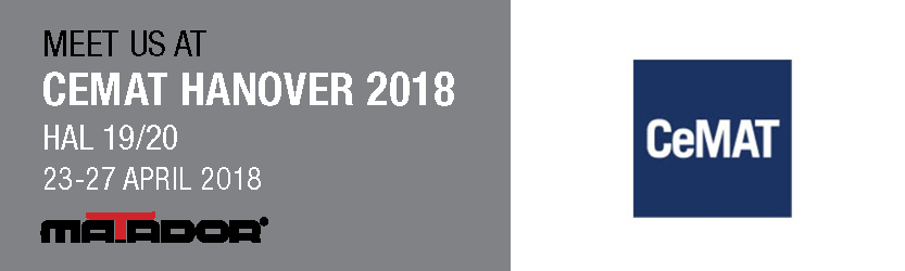 CeMAT 2018, 23 - 27 April Hannover 2018
