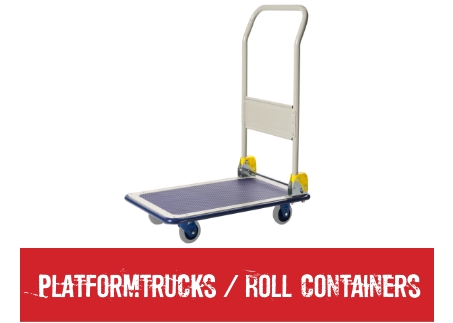 Matador platformtrucks rollboxes roll-containers